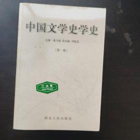 中国文学史学史(全3卷)