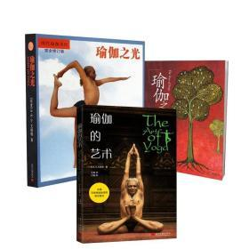 【正版】瑜伽之树 瑜伽之光 瑜伽的艺术(全三册)艾扬格瑜伽入门教程 瑜伽教练培训教材 瑜伽书籍 初级入门 瘦身减肥书籍