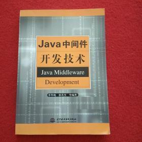 Java中间件开发技术