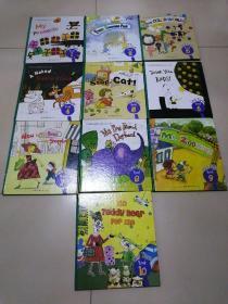 Kids Brown 布朗儿童英语 Level3(1--10册合售)