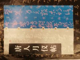 中国碑帖经典:唐人月仪帖(2013年版)