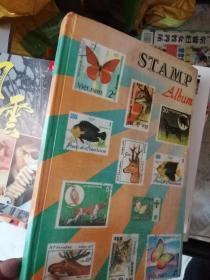 80年代集邮册