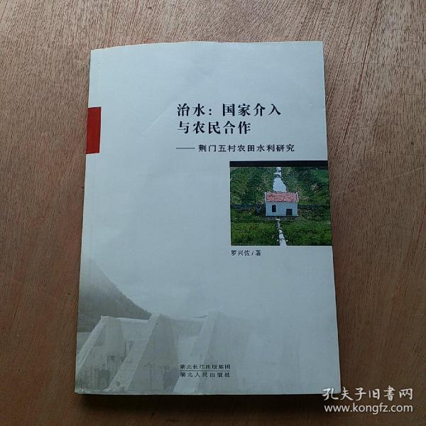 治水:国家介入与农民合作(荆门五村农田水利研究)