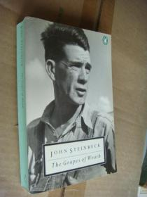 The Grapes of Wrath:complete and unabridged (愤怒地葡萄) 带导读,英文原版大32开  品好
