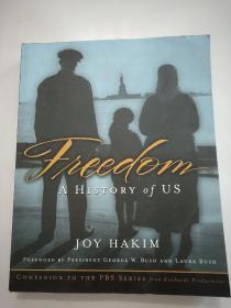 Freedom : A History of US 自由:美国历史  9780195175011