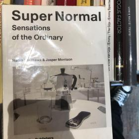 Super Normal:Sensations of the Ordinary