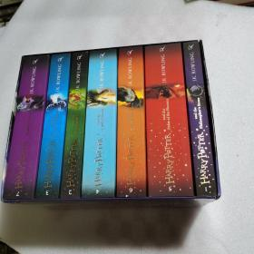 Harry Potter Box Set: The Complete  Collection (有外盒)