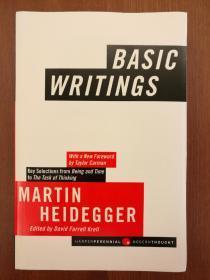 Martin Heidegger: Basic Writings