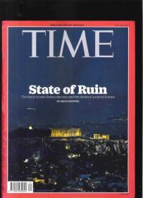  最佳英语阅读资料最好英语学习资料  原版英语杂志 TIME 2015年7月20日【店里有许多英文原版书欢迎选购】