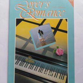 英文原版钢琴谱:Lover's Romance Vol. 2    (正版无字迹)