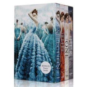 决战王妃4本盒装 The Selection Box Set 4 Books  13岁以上 进口英文原版青少年读物 命运女王