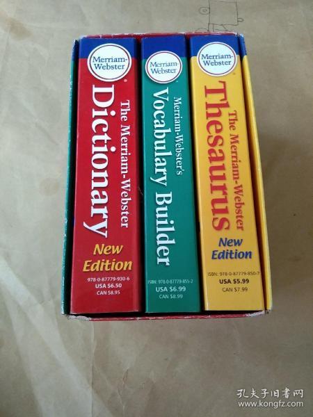 Merriam-Webster'sEverydayLanguageReferenceSet
