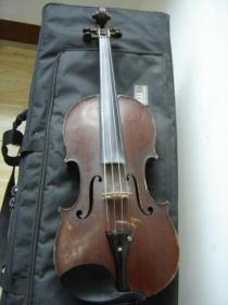 帮朋友出一把意大利古典小提琴