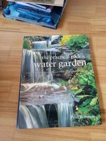 the practical rock Water garden