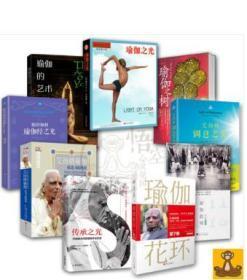 艾扬格瑜伽全集9册 瑜伽之树 瑜伽的艺术 帕坦伽利瑜伽经之光 瑜伽之光 传承之光 瑜伽花环 教师基础指南调息之光悟空灵花园