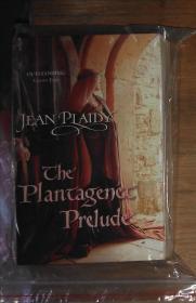 英文原版 The Plantagenet Prelude by Jean Piaidy   著