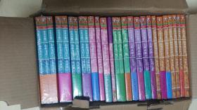 古龙文集第一辑(共21部27册,包括《小李飞刀》《楚留香新传》《火并萧十一郎》《萧十一郎》《七种武器》《陆小凤传奇》等;全新,未拆封)