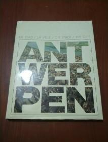 ANTWERPEN(安特卫普 摄影画册)