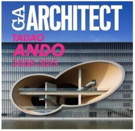 安藤忠雄 GA ARCHITECT TADAO ANDO 2008-2015)
