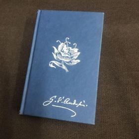 安徒生童话 精装英文版 书品如新 原书主购自哥本哈根 原汁原味口袋本 小巧精致