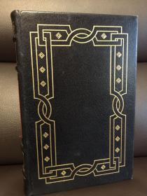 The Aeneid by Virgil -- 维吉尔《埃涅阿斯纪》John Dryden英译 Franklin library 1975年出品 真皮限量版