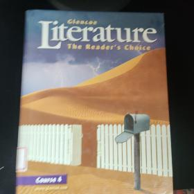 Glencoe Literature Course 2、3、4(3本合售)16开精装 英文原版