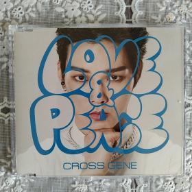 CROSS GENE 基因团 单人专 EP 日版CD 原版保真