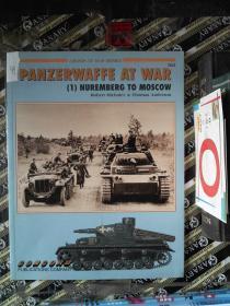 PANZERWAFFE AT WAR 1 NUREMBERG TO MOSCOW(二战德国装甲兵1从纽伦堡到莫斯科)