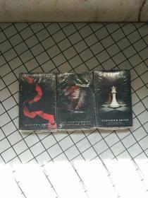 Eclipse:B+New Moon:MOON B+Breaking Dawn: The Twilight Saga(3册合售 英文原版)