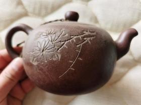 古董古玩名家紫砂壶