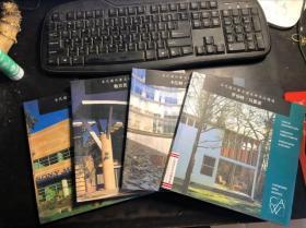 当代国外著名建筑师作品精选(4册合售)罗伯特·马里诺、卡拉赫+阿尔瓦雷斯、勒贝克·L·宾德、史蒂文·埃利克  馆藏 正版原版一版一印