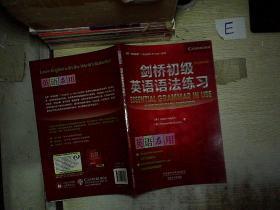 剑桥初级英语语法练习(第三版中文版)(