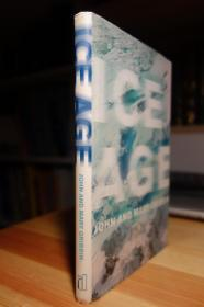 ICE AGE . Charlie Munger 高度赞扬的一本科普书 有书衣