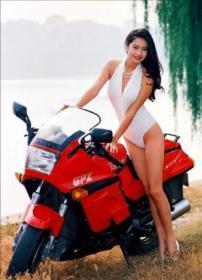 90年代美女照片,老照片,怀旧,清纯美女,泳装照