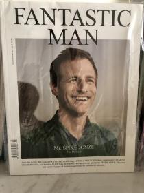 Fantastic Man Fall Winter 2013英国男性独立杂志