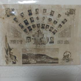 浙江大学机金1955-1960年毕业纪念