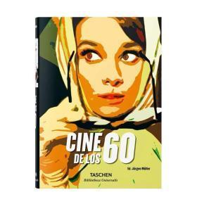 【BU】Movies of the 60s 60年代的电影 英文原版 TASCHEN出版