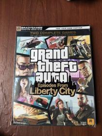 Grand Theft Auto: Episodes from Liberty City Signature Ser