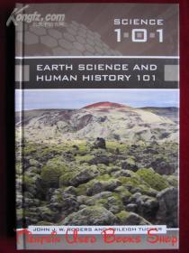 Earth Science and Human History 101(英语原版 精装本)地球科学和人类历史101