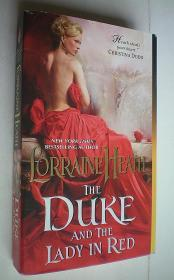 The Duke and the Lady in Red (简装本)