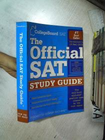 THE OFFICIAL SAT STUDY GUIDE  官方SAT学习指南 大16开    01