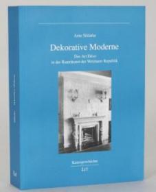 Sildatke, A: Dekorative Moderne