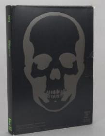 Skull Style Metallic Black Cover
