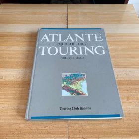 ATLANTE TOURING  ENCICLOPEDICO