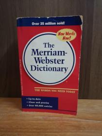 THTE MERRIAM-WEBSTER DICTIONARY