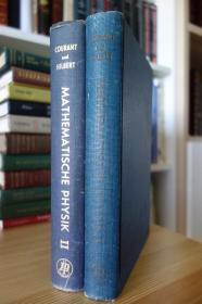 COURANT, HILBERT , Methoden Der Mathematischen Physik