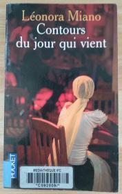 法文原版书 Contours du jour qui vient - Prix Goncourt des Lycéens 2006 (Français) Poche – 3 janvier 20086de Léonora MIANO (Auteur)