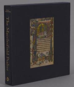 The Macclesfield Psalter: A Complete Fac