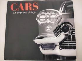 Cars: Champions of Style 汽车:时尚冠军 精装英文版 1940-1965年轿车老爷车鉴赏 轿车的制造历史和风格发展