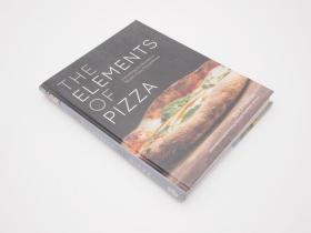 自制披萨攻略 The Elements of Pizza: Unlocking the Secrets to World-Class Pies at Home 西餐美食英文书